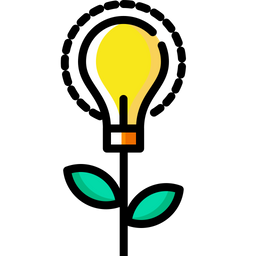 Idea, Innovation, Bulb, Invention, Startup, Boost Icon png