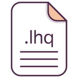 Ihq, File, Document, Extension, Filetype Icon