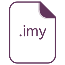 Imy, File, Document, Extension, Filetype Icon