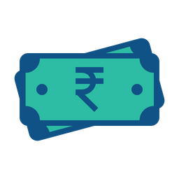Indian, Currency, Rupee, Notes, Payment, Finance, Money Icon png
