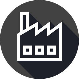 Industry Line Icon