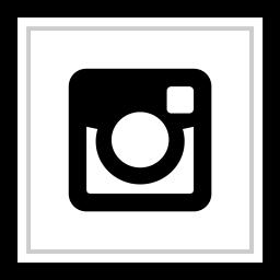 Instagram frame Logo Icon