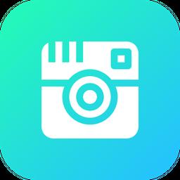Instagram Glyph Icon
