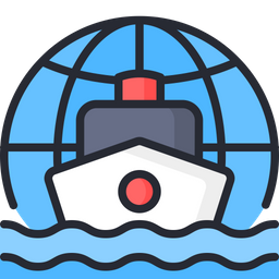 International trade Icon