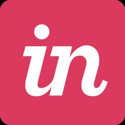 Invision Logo Icon