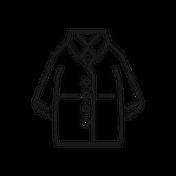 Fur coat Icon