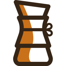 Kettle Colored Outline Icon