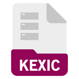 Kexic file Icon