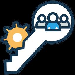 Key team Icon