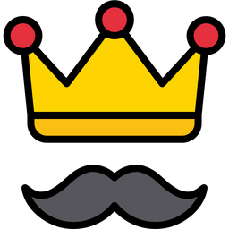 King dad Icon