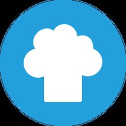Kitchen Glyph Icon