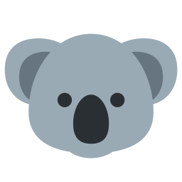 Download Koala Icon of Flat style - Available in SVG, PNG, EPS, AI ...