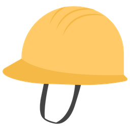 Labour Hat Icon Of Flat Style Available In Svg Png Eps Ai Icon Fonts