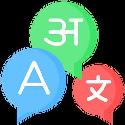 Languages Icon