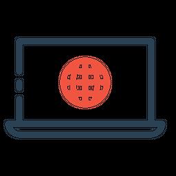 Laptop, Computer, Device, Internet, Connection, Seo, Web Icon
