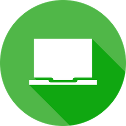 Laptop, Device, Computer, Screen, Monitor Icon png