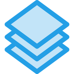 Layer, Stack, Data, Layers, Tool Icon