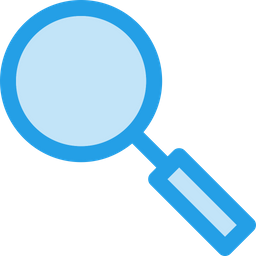 Lens, Zoom, Glass, Find, Search, Magnifier Icon