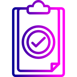 Letterpad Line Icon
