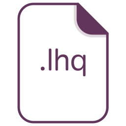 Lhq, File, Document, Extension, Filetype Icon