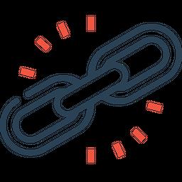 Link, Building, Chain, Seo, Optimization, Marketing, Web Icon