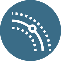 Link, Linked, Offset, Curve, Object, Tool, Path, Dynamic Icon