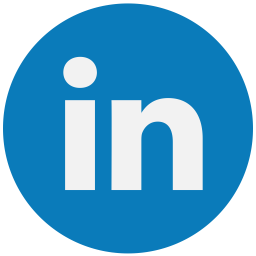 LinkedIn Logo Icon of Flat style - Available in SVG, PNG, EPS, AI & Icon  fonts