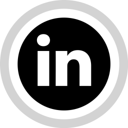Linkedin Logo Icon Of Flat Style Available In Svg Png