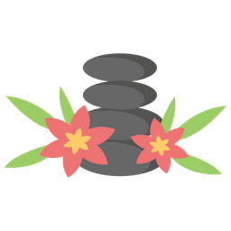 Lithotherapy Stone Icon
