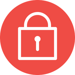 Lock, Protect, Secure, Privacy, Security, Rotection, Saftey Icon