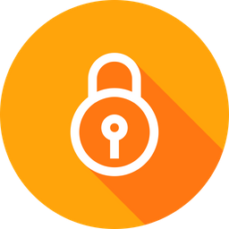 Lock, Secure, Protect, Safety, Safe, Protection Icon