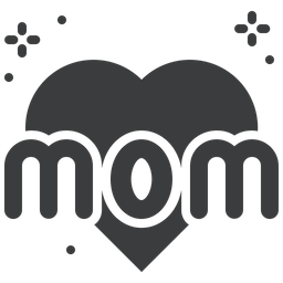 Love for mom Icon