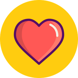 Love Icon Of Colored Outline Style Available In Svg Png Eps Ai Icon Fonts