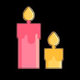 Love, Romantic, Valentine, Day, Candle, Dinner, Valentines Icon