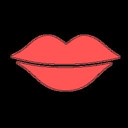 Love, Romantic, Valentine, Day, Lips, Kiss, Romance Icon