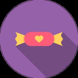 Love, Romantic, Valentine, Valentines, Day, Candy, Chocolate Icon
