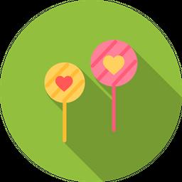 Love, Romantic, Valentine, Valentines, Day, Candy, Heart Icon