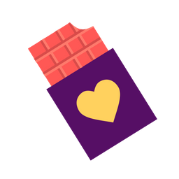 Love, Romantic, Valentine, Valentines, Day, Chocolate, Heart Icon
