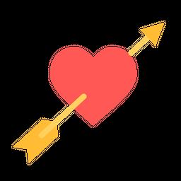 Love, Romantic, Valentine, Valentines, Day, Cupid, Heart Icon