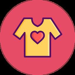 Love, Romantic, Valentine, Valentines, Day, Tshirt, Heart Icon png