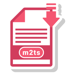 M2ts file Icon