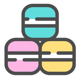 Macaroon Icon