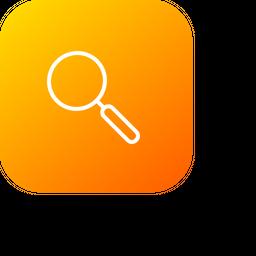 Magnify, Zoom, Search, Glass, Maximum, Large, Minimum Icon