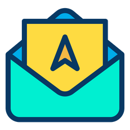 Mail Navigation Icon