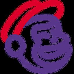 Mailchimp Line  Logo Icon