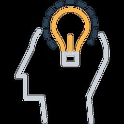 Man, Manpower, Business, Idea, Innovation, Invention, Power Icon