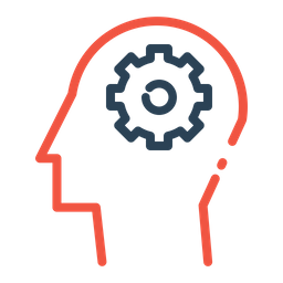 Man, Mind, Idea, Settings, Gear, Preferences, Seo, Web Icon