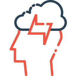 Man, Power, Ides, Mind, Innovation, Person, Cloud Icon