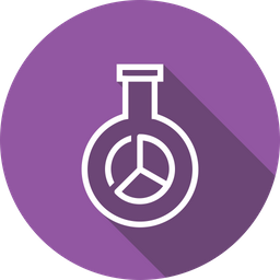Market, Research, Glass, Tube, Statics, Report, Chart, Seo Icon png