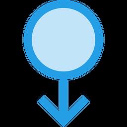 Mars, Astronomical, Astrology, Horoscope, Zodiac, Sign, Symbol Icon